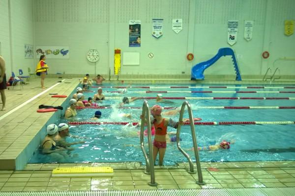 Évènement : Je nage pour la vie